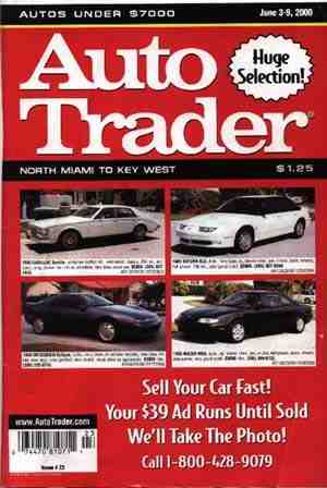 Welcome To Autotrader Auto Trader
